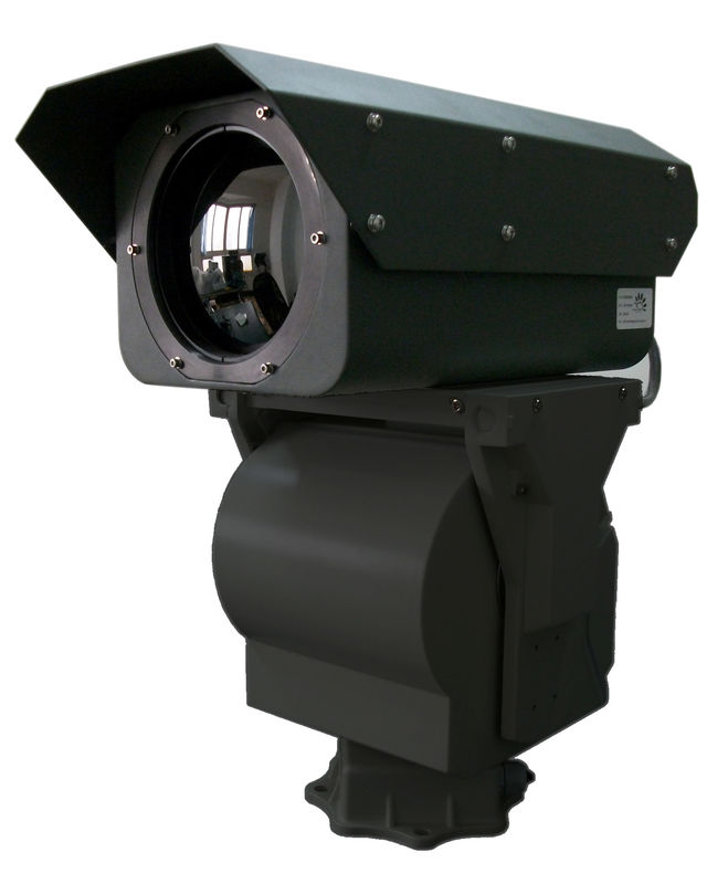 Border Security PTZ Long Range Thermal Camera 20km Surveillance