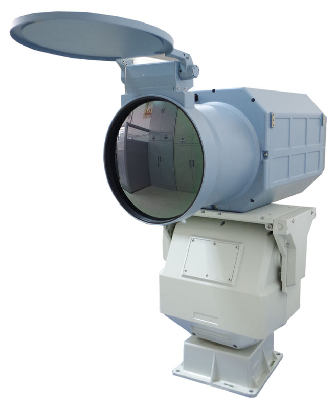 RS485 Interface 60km Cooled Thermal Camera With Continuous Zoom Lens Oil Field