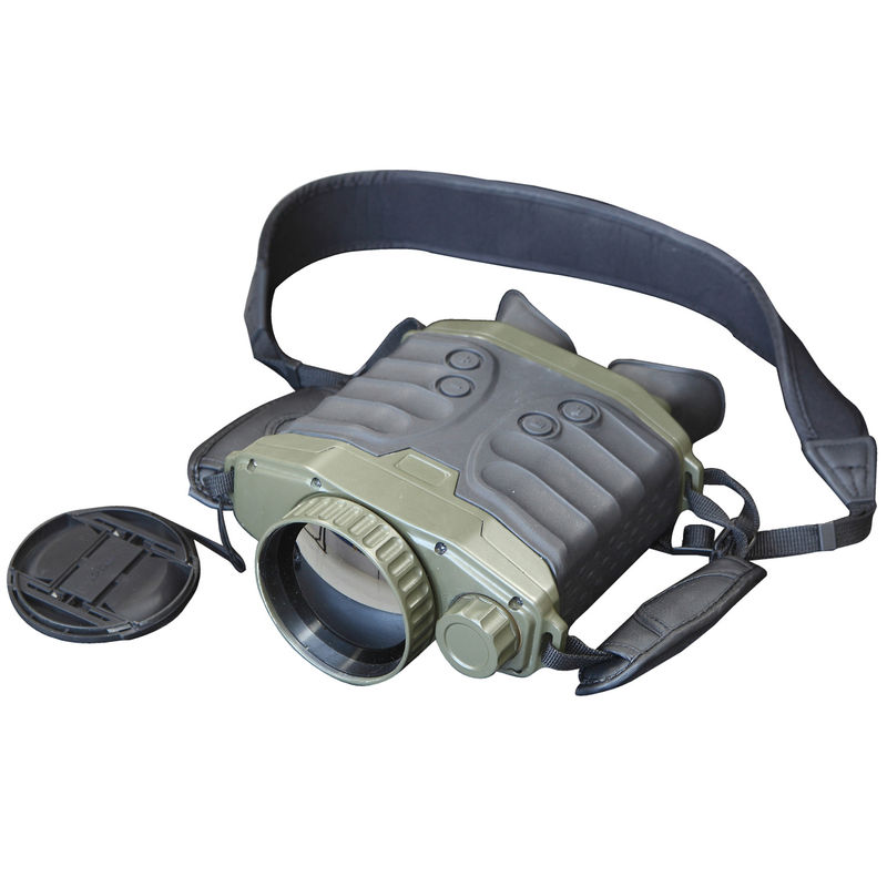 Navy Long Distance Thermal Imaging Binoculars Handheld With 5km Detection