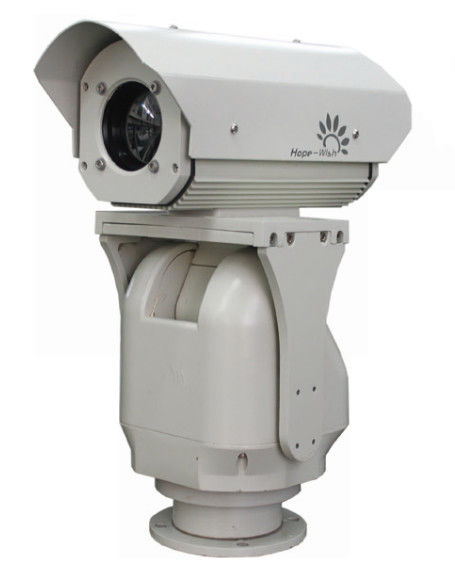 High Zoom Long Distance  Infrared Thermal Camera , Border Surveillance Cameras